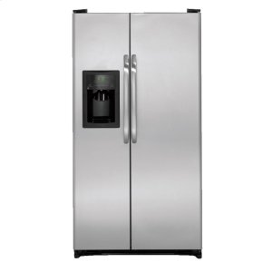 GE®21.9 Cu. Ft. Side-By-Side Refrigerator