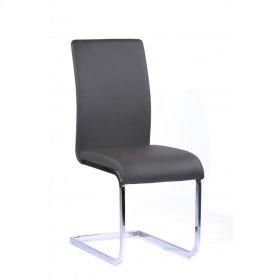 Amanda Gray Side Chair (Set of 2)