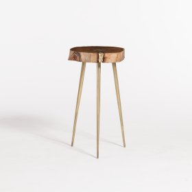 Vail Molten Accent Table