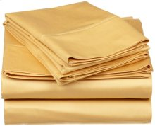 Full Size Sheets Gold