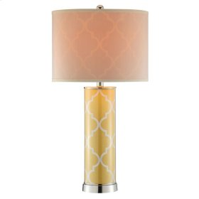 Casablanca Table Lamp
