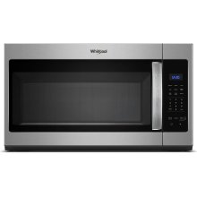 SCRATCH AND DENT 1.7 cu. ft. Microwave Hood Combination with Electronic Touch Controls