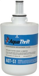 Refrigerator Replacement Filter fits in place of Samsung DA29-00003G comparable models Product Image