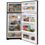 Hotpoint(r) 17.5 Cu. Ft. Recessed Handle Top-Freezer Refrigerator