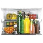 GE ®11.9 Cu. Ft. Bottom-Freezer Refrigerator