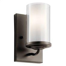 Lorin 1 Light Wall Sconce Olde Bronze®