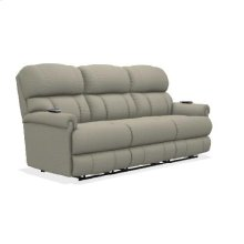 Pinnacle Power Wall Reclining Sofa w/ Headrest & Lumbar