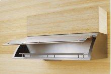 "30"" Cheng Design Cache Under Cabinet Hood with Internal Storage - Stainless Steel"