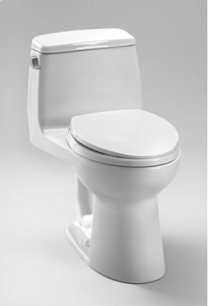 Colonial White Eco UltraMax® Toilet, 1.28 GPF - ADA