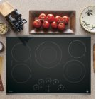 """GE Profile 30"""" Electric Cooktop with Built-In Touch Control Product Image"""