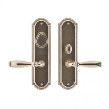 "Ellis Entry Set - 3"" x 11"" Silicon Bronze Brushed"