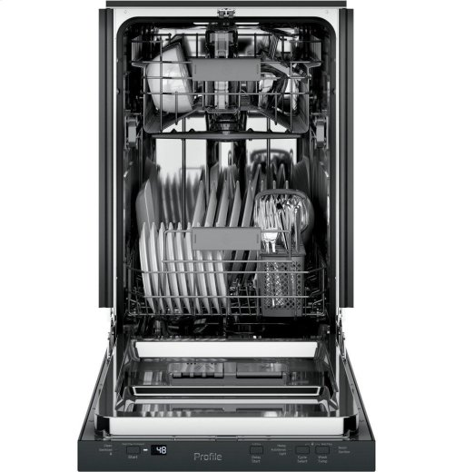 "GE Profile™ 18"" Built-In Dishwasher"