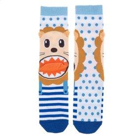 Lion Heel Socks - Women's Size 9-11