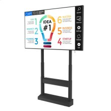"SmartMount® Motorized Height Adjustable Stand/Wall Mount FOR 42"" TO 86"" INTERACTIVE DISPLAYS"