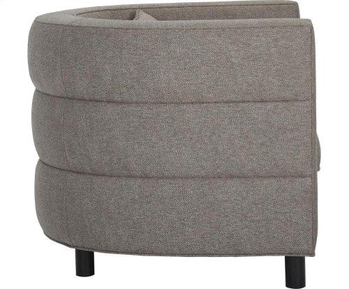 Riley Barrell Chair (Fabric)