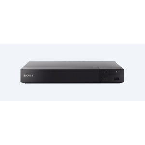 Sony4K Upscale Blu-ray Disc Player with built-in Wi-Fi