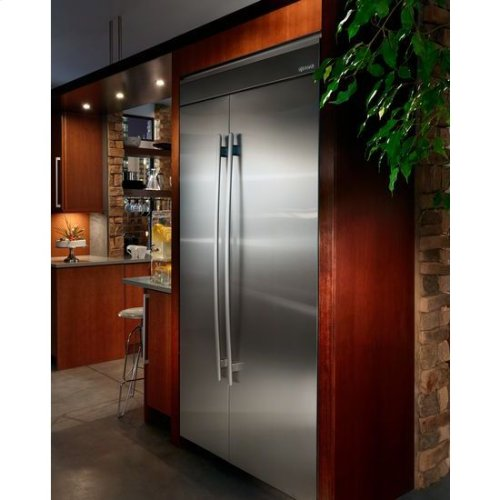"""Panel-Ready 15"""" Under Counter Ice Machine with Factory Installed Drain Pump"""