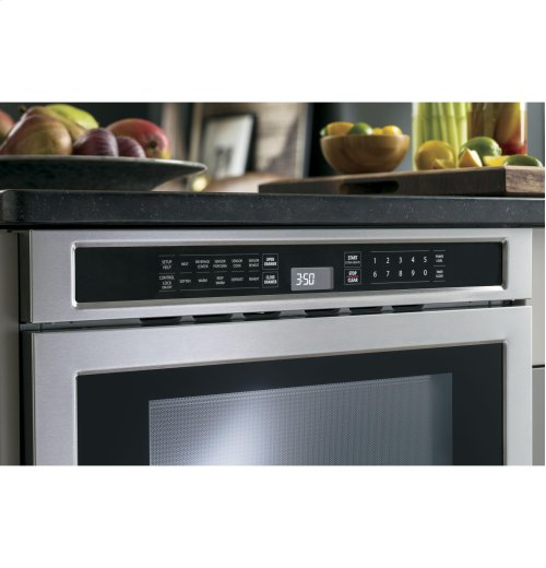 Monogram 1.2 Cu. Ft. Drawer Microwave
