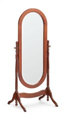 Oval Cheval Mirror Product Image