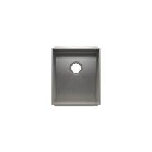 """UrbanEdge® 003626 - undermount stainless steel Kitchen sink , 15"""" × 18"""" × 10"""""""