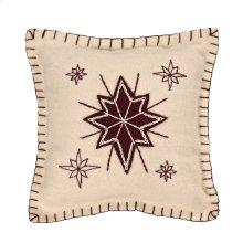 North Star Pillow 10x10