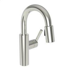 Polished Nickel - Natural Prep/Bar Faucet