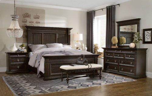 Treviso Queen Panel Bed