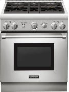 30 inch Professional Series Pro Harmony Standard Depth All Gas Range PRG304GH Product Image