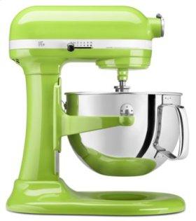 Pro 600 Series 6 Quart Bowl-Lift Stand Mixer - Green Apple