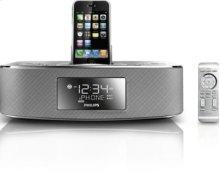 Aluminium docking system for iPod/ iPhone