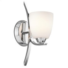 Granby Collection Granby 1 Light Wall Sconce CH