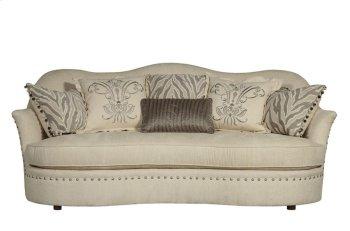 Amanda Ivory Sofa Product Image