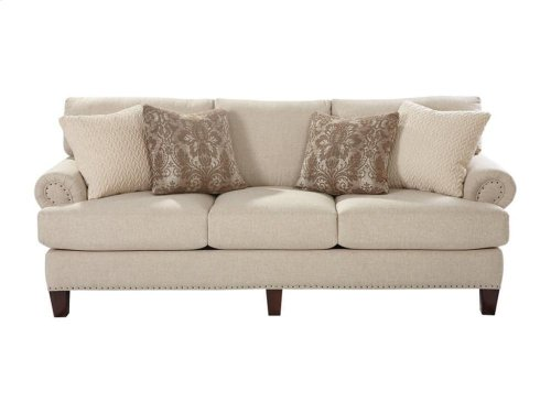 Vintage, Classic Sofa - Hickorycraft Floor Model Special