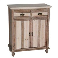 2-DOOR / 2-DRAWER CABINET Product Image