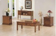 2-Drawer Coffee Table, 1-Drawer End Table $210.00, Sofa Table/Writing Desk $460.00 and Chairside Table $210.00 Product Image