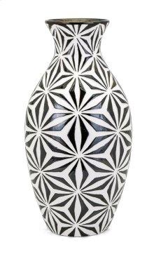 Amrita Tall Earthenware Vase