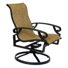 2749 High-Back Swivel Rocker