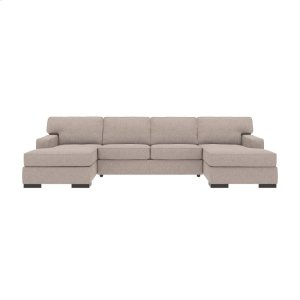 AshleyASHLEYAshlor Nuvella(r) 3-piece Sleeper Sectional With Chaise
