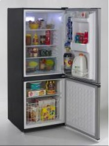 Model FFBM921PS - Bottom Mount Frost Free Freezer / Refrigerator