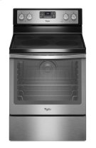6.2 cu. ft. Capacity Electric Range with AquaLift® Self-Clean Technology Product Image