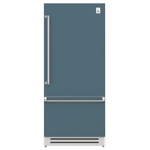 "Hestan36"" Bottom Mount, Bottom Compressor Refrigerator - KRB Series - Pacific-fog"
