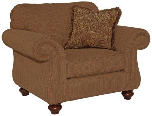 Cierra Chair and a Half & Ottoman