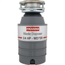 Waste disposers WD75R