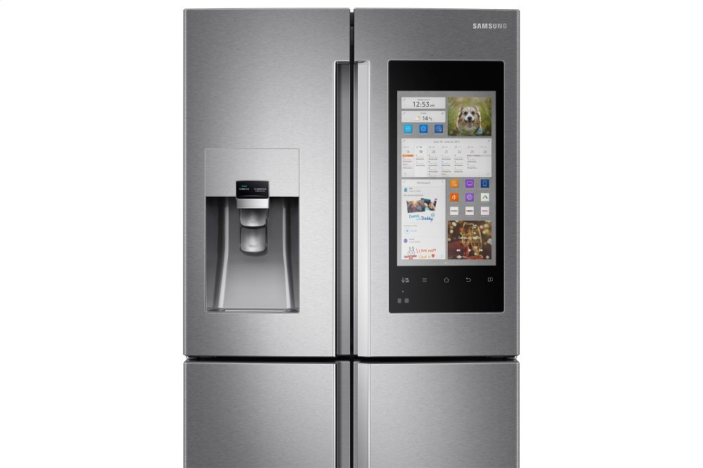 Rf22m9581sr Samsung Appliances 22 Cu Ft Capacity Counter
