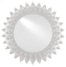August Mirror - 24.25h x 24.25w x 1.25d