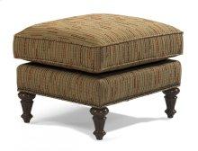 Flemington Fabric Ottoman