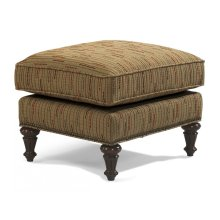 Flemington Fabric Ottoman