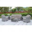 Bowbells 6 Pc. Patio Set W/ Coffee Table & 2 End Tables Product Image