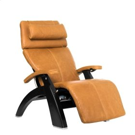 Perfect Chair PC-600 Omni-Motion Silhouette - Sycamore Premium Leather - Matte Black