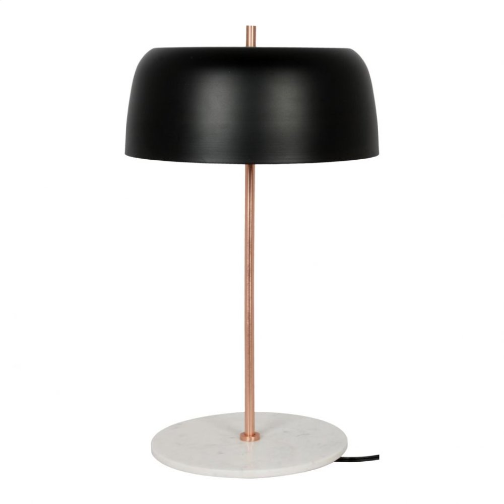Gilmour Table Lamp Black